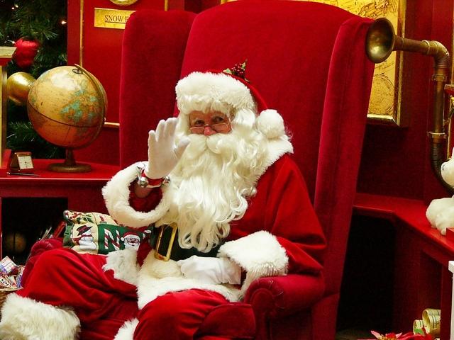 #19 Les gens qui disent aux enfants que le Père-Noël n'existe pas